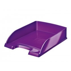 CORBEILLE COURRIER  WOW H7CM LEITZ PLUS VIOLET 52263062
