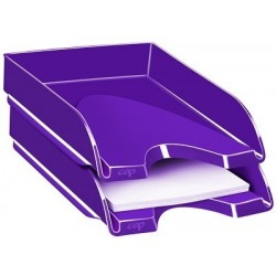 CORBEILLE A COURIER CEPPRO GLOSS VIOLET