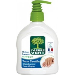 L'ARBRE VERT CREME LAVANTE ECOLABEL HYPOALLERGENIQUE 300ML INTROPA