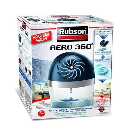 ABSORBEUR D HUMIDITE RUBSON AERO 360°