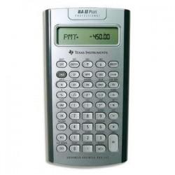 Calculatrice financière TEXAS INSTRUMENTS BA II Plus Pro