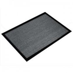 Tapis daccueil Valuemat gris 80 x 120 cm épaisseur 7 mm
