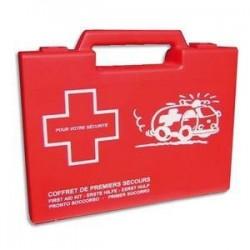 Coffret premiers secours pour 1 à 2 personnes