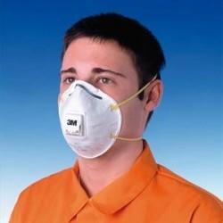 Boite de 10 masques de protection respiratoire FFP1, élastique large et réglable