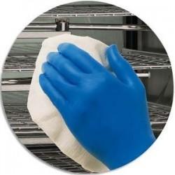 Boite 200 Gant Kleenguard actic Bleu nitrile taille S