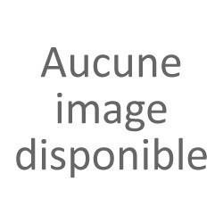 SACHET TRANSP FERMETURE ZIP BD BLANCHE 8X12CM BTE X1000