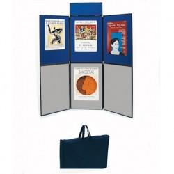 Stand Expo 6 panneaux + 1 fronton + sac