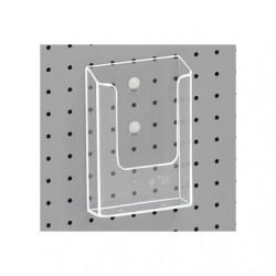 Portebrochure plastique 13.A4 + clips pour TOR216625