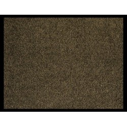 TAPIS 90x150 CM ABSORBANTS BRUN