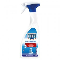 DÉTARTRANT ANTIKAL PROFESSIONAL SPRAY ANTI-CALCAIRE 750 ML