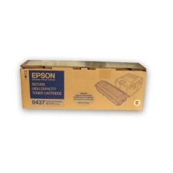 C13S050437 / TONER NOIR P/EPSON HAUTE CAP. AL-M2000 (8 000 P) EPSON