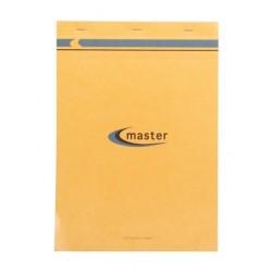 BLOC MASTER 5x5 70G 21x29,7 A4
