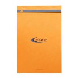 BLOC MASTER 5x5 70G 210x315 A4+