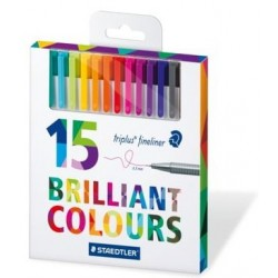FEUTRE COLORIAGE TRIPLUS COLOR 323 SET 15 323 TB15