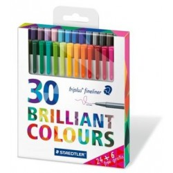 FEUTRE COLORIAGE TRIPLUS COLOR 323 SET 26 323 TB26