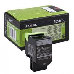 80C20K0 /TONER LEXMARK 80C20K0 NOIR PRG RET. 80C20K0 80C20K0
