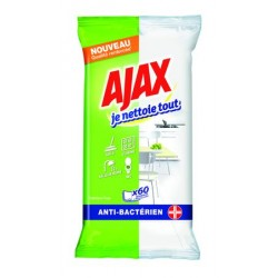 AJAX LINGETTES OPTIMAL 7 CUISINE X 50 FR04250A