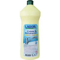 CREME A RECURER LAGOR CITRON 750ml