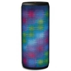 ENCEINTE BLUETOOTH DIXXO A LED 360° Autonomie 15h