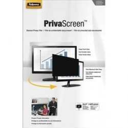 FILTRE DE CONFIDENTIALITÉ FELLOWES 24' PRIVASCREEN 16/9 pr ordinateur fixe/portable