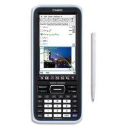 CALCULATRICE GRAPHIQUE TACTILE COULEUR CASIO FX-CP400+E