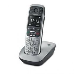 TÉLÉPHONE SANS FIL GIGASET E560 SILVER SOLO