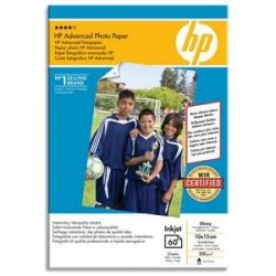 PAPIER PHOTO HP ADVANCED J.E BRILLANT 250G A3+ 20Q8697A B/20