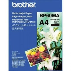 PAPIER PHOTO BROTHER J.E BRILLANT 260g A4 BP71GA4 P/20