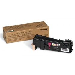 106R01595 /TONER ROUGE XEROX PHASER 6500 WORKCENTER 6505 2500 PAGES P/XEROS 106R