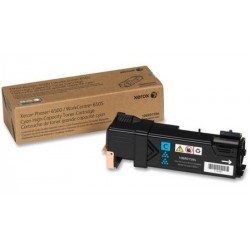 TONER BLEU XEROX PHASER 6500 WORKCENTER 6505 2500 PAGES