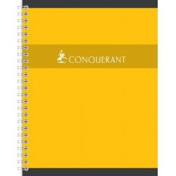 CAHIER RELIURE INTEGRALE 170x220 180P 70G SEYES