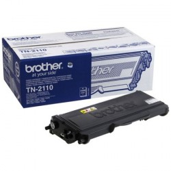 CART.TONER NOIR BROTHER TN2110 1500 PAGES