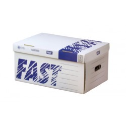 CAISSES ARCHIVES FAST x5 52x35x26