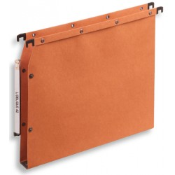 25 DOSSIERS ARMOIRE ULTIMATE AZV ORANGE FOND 30MM
