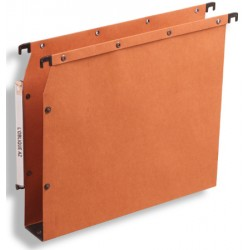 25 DOSSIERS ARMOIRE ULTIMATE AZV ORANGE FOND 50MM