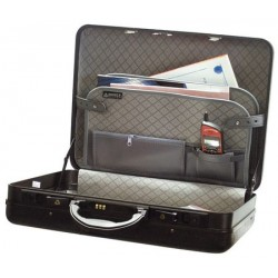 ATTACHE CASE ABS NOIR