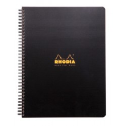 MEETING BOOK A4+ 160 PAGES RHODIA 119940C