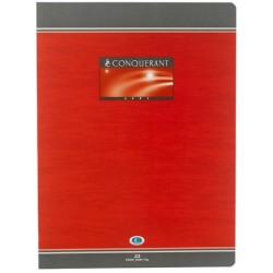 CAHIER PIQURE 24x32 70G 192 PAGES SEYES