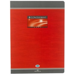 CAHIER PIQURE 24x32 70G 48 PAGES SEYES