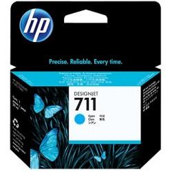 CART HP CYAN CZ130A HP711 29ML