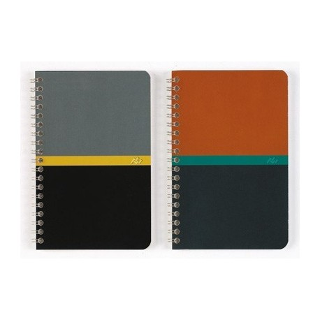 CARNET 11x17 100 PAGES 70 G SPIRALE 100103343