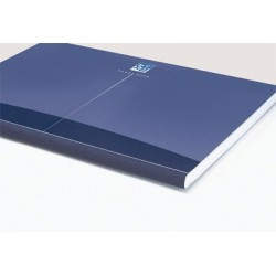 CAHIER BROCHURE ESSENTIALS A4 192P 90G 5x5 REF351204