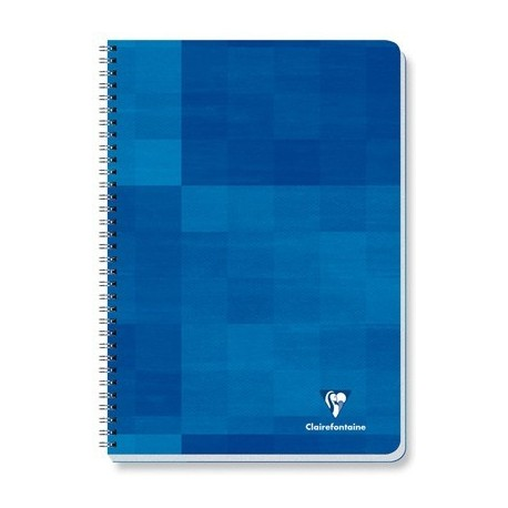 CAHIER CLAIREFONTAINE17X22 100 PAGES 5X5 90G