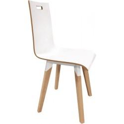 Chaise 4 pieds Evasion