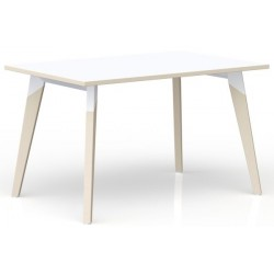 Table rectangulaire Evasion 120 x 80 cm
