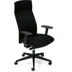 Siège synchrone ergonomique Têtière et accotoirs 4D