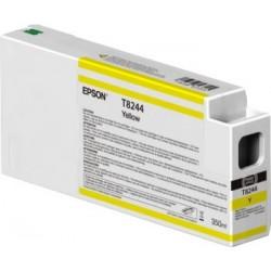 CART EPSON C13T824400 YELLOW 350ML P/SC6000-7000-8000-9000
