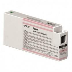 CART EPSON C13T824600 MAGENTA VIF CLAIR 350ML P/SC6000-7000-8000-9000