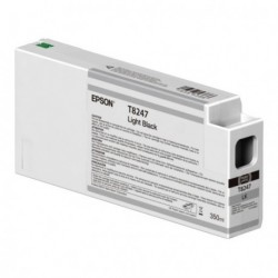 CART EPSON C13T824700 NOIR CLAIR 350ML P/SC6000-7000-8000-9000