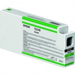 CART EPSON C13T824B00 VERT 350ML P/SC6000-7000-8000-9000